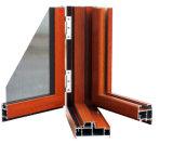 Profils décoratifs pour la porte et le guichet en aluminium