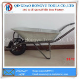 Hot Sale Galvanized Garden Tools Wheelbarrow