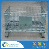 Euro- gaiola/recipiente do equipamento do armazenamento de maioria