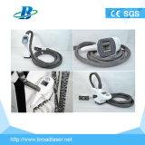 Cavitação gorda do equipamento da remoção da cavitação Multifunction de Vacuum+Auto-Roller+RF+