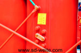 乾式の分布の電源変圧器