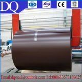 Couleur Coated Galvanized Steel Coil pour Constructure Material
