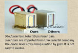 Superdioden-Laser-Haar-Abbau-Maschinen-Onlineeinkaufen Km600d des resultats-808nm