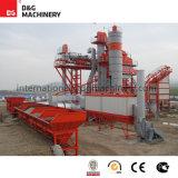 Coup sec et dur réutilisant la centrale de malaxage d'usine d'asphalte/asphalte/usine d'asphalte pour la construction de routes