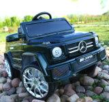 Véhicule électrique de jouet de gosses, conduite sur le véhicule, véhicule à télécommande