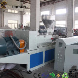 WPC 단면도 생산 라인 WPC 기계장치 제조자
