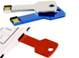 USB promocional Flash Drive de Gift Key con Real Capacity