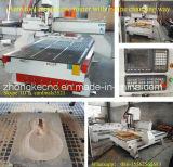 Holzbearbeitung-Türen CNC, der Maschine für Schranktüren schnitzt
