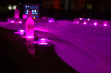 Outdoor Hot SPA met LED Leight