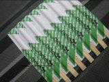 ロゴの袖が付いている高品質のタケ箸
