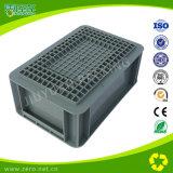 Gebruik van het Krat van 100% het Maagdelijke Plastic pp wijd in Elektronische industrie