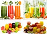 Handelskarotte-Ananas-Zitrone-Zwiebelen-orange Fruchtsaft, der Maschine herstellt