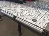 Máquina de perfuração da torreta do CNC para o ferro da bateria/prateleiras/Sliencer