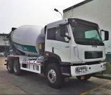 Caminhão do misturador concreto de Faw 9cbm
