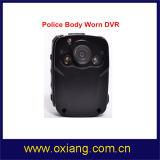 1080P警察DVR夜間視界の120度の広角の警察ボディによって身に着けられているDVR