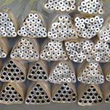 Tube en aluminium de grand diamètre avec la pente 6061 d'alliage 6063 T5 T6