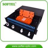 сердечник 2u 96 сползая оптически пульт временных соединительных кабелей с Sc/Upc