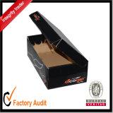 卸し売りカスタム高品質のペーパーギフト用の箱、ディスプレイ・ケース、波形を付けられた包装ボックス(LP023)