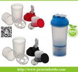 Bottiglia dell'agitatore di nutrizione di buona qualità con il filtro