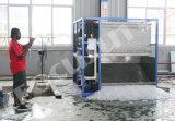 Машина льда плиты