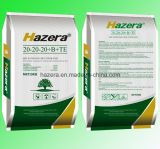 20-20-20 fertilizante soluble en agua del balance NPK con los oligoelementos del EDTA