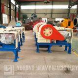 Goedgekeurd Ce & ISO van de Maalmachine van de Kaak van de Steen van de Motor van Yuhong Mobiel Klein