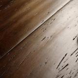 Revestimento de bambu antigo tecido costa do parquet