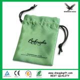 Bolso acolchado lazo de la bolsa de la joyería