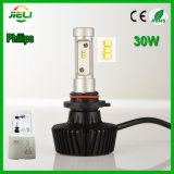 Philips 30 W.P. 83 9005/9006 di faro dell'automobile del LED
