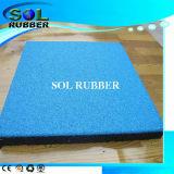 セリウムのEn1177によって証明される屋外の安全ゴム製床タイル