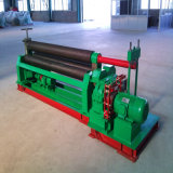 Máquina de rolamento mecânica da placa de três rolos