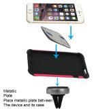 車の携帯電話が付いている磁気電話ホールダー車の台紙