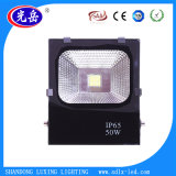 2 년 보장을%s 가진 IP65 50W SMD LED 투광램프 또는 옥외 점화
