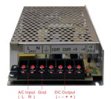 LED Signage를 위한 150W 5V IP20 실내 LED 운전사