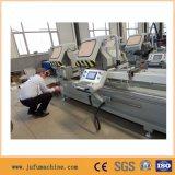 Cortadora del CNC para el perfil de aluminio de la ventana del PVC