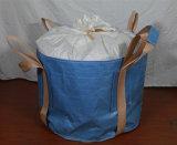Grand sac bleu du tissu pp FIBC