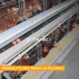 Горячий тип клетка h высокого качества сбывания батареи цыпленка слоя для фермы Алжира