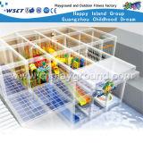 Matériel extérieur de glissières d'eau pour les gosses (HD-6301)