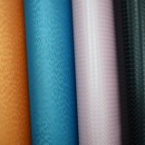 水晶表面PUの革、方法デザイン袋の革