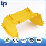 高いAnti-Corrosion PVC黄色いダクト、光ファイバ配線管