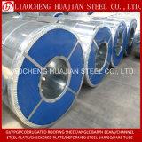 A bobina de aço galvanizada para a telhadura do metal cobre materiais de construção