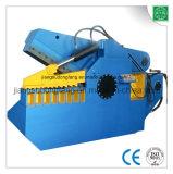 Machine de découpage en métal de l'alligator Q43-160