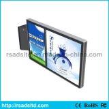 Waterproof Energia Solar Alumínio Light Box
