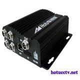 поддержка D1/HD1/CIF автомобиля DVR карточки 4CH SD передвижная (HT-6704)