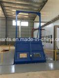 5 Tonnen pro Stapel-Feder-Mahlzeit-Maschine