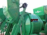 Il Mobile poco costoso 500L spinge la betoniera del timpano del motore diesel