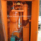 Tipo móvil máquina de la filtración del petróleo del transformador del aceite aislador (ZYM) del acoplado