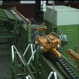 Messing en Staaf Alu en de Staaf Geketende Koude Machine L van de Tekening