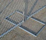 Comitato provvisorio della rete fissa della rete metallica, rete fissa provvisoria galvanizzata di collegamento Chain