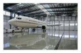 강철 건축 빛 강철 구조물 비행기 격납고 디자인